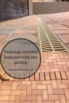 paving drainage