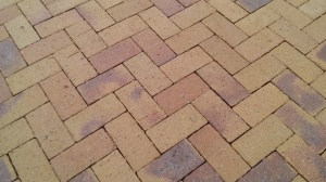 Namaqua pavers from Corobrick
